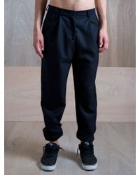 New Power Studio | New Power Studio Mens Macaque Suiting Trousers | Lyst