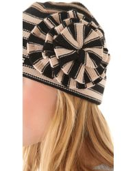 Sonia Rykiel - Tricolor Hat - Lyst