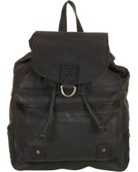 Topshop Studded Backpack - Lyst