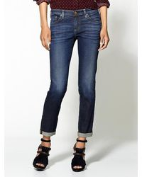AG Adriano Goldschmied The Stilt Roll Up Jeans - Lyst
