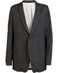 The Viridi-anne - Grey Jacket - Lyst