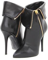 Giuseppe Zanotti Heel boots - Lyst