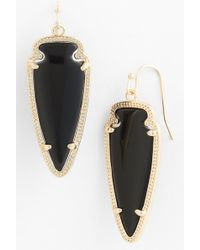 Kendra Scott 'Sky Spear' Small Statement Earrings - Lyst