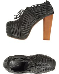 Jeffrey Campbell Laced Shoes - Lyst