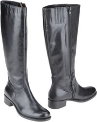 Progetto - Highheeled Boots - Lyst