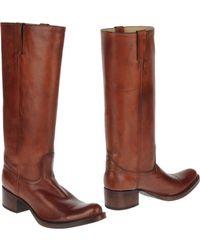 Tony Mora - High Heeled Boots - Lyst
