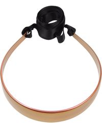 Marni Necklace pink - Lyst