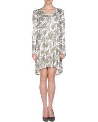 Thakoon Short Dress - Lyst