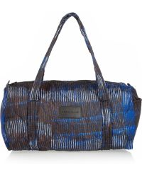 See By Chloé - Peony Printed Duffle Bag - Lyst
