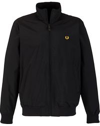 Fred Perry Sailing Jacket  - Lyst