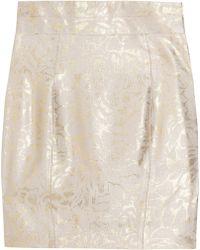 L'Wren Scott Brocade Pencil Skirt - Lyst