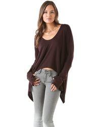 Kimberly Ovitz - Bruno Long Sleeve Shirt - Lyst