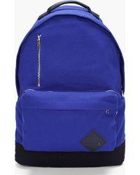 Kris Van Assche - Blue Zippered Backpack - Lyst