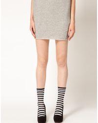 Sonia by Sonia Rykiel - Stripe Socks - Lyst