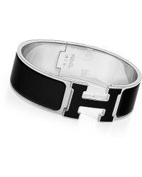 Hermès Clic Clac H - Lyst