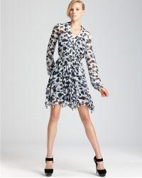 Rachel Zoe Shirt Dress Devon Pintuck - Lyst