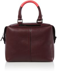 Pied A Terre Milan Square Bowling Bag - Lyst