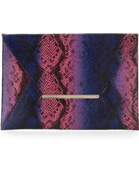 BCBGMAXAZRIA Ipad Envelope Case Pink