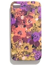 Madewell - Floral Iphone 4 Case - Lyst