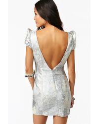Nasty Gal Mirage Dress - Lyst
