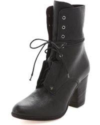Rag & Bone Deacon Boots - Black