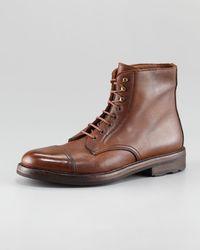 8baba262b6b Men's Ralph Lauren Boots Online Sale - Lyst