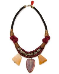 Antik Batik - Lou Big Necklace - Lyst