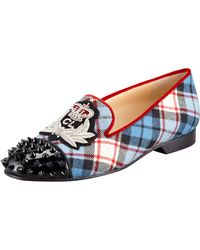 Christian Louboutin  Loafer - Lyst