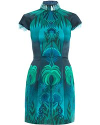 Holly Fulton - Jungle Fever Dress - Lyst