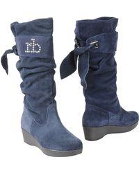 Roccobarocco - Highheeled Boots - Lyst