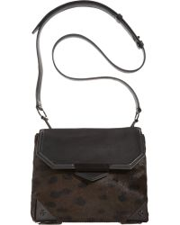 Alexander Wang Ponyhair Marion Mini Sling Bag - Lyst