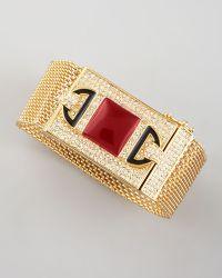 Rachel Zoe - Chainmaille Bracelet  - Lyst