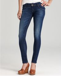 Ash - Hudson Jeans Collin Skinny in Westwood Wash - Lyst