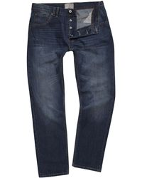 Bench - Anti Fit Loose Jeans - Lyst