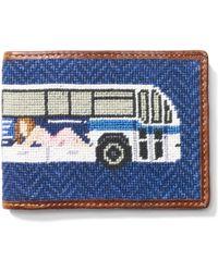 Club Monaco -  Bus Wallet - Lyst
