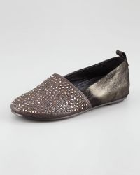 House of Harlow 1960 - Kye Mixleather Flat - Lyst