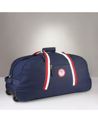 Polo Ralph Lauren | Team Usa Rolling Duffle | Lyst