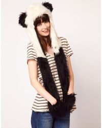 Spirit Hoods Spirithoods Panda - Lyst