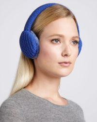 UGG | Great Jones Headphone Ear Muffs Periwinkle | Lyst