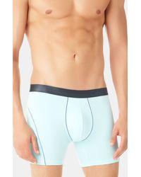 Calvin Klein Pro Stretch Reflex Boxer Briefs - Lyst