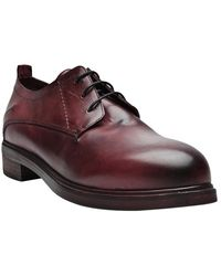 CoSTUME NATIONAL - Leather Oxford - Lyst