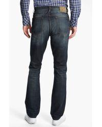 John Varvatos John Varvatos Bowery Slim Straight Leg Jeans - Lyst