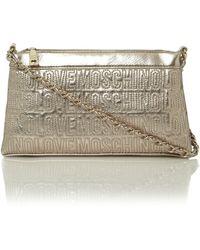Love Moschino | Chain Shoulder | Lyst