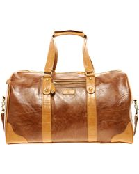 River Island Holdall - Brown