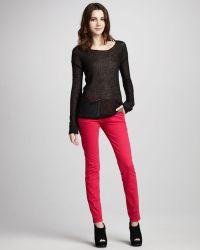 Splendid - Abbot Slim Jeans - Lyst