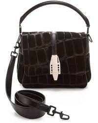 Theyskens' Theory Willa Handbag - Black