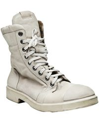 Oxs Rubber Soul - White Boot - Lyst