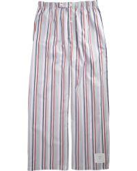 Thom Browne - Striped Pant - Lyst
