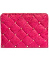 Asos Leather Travel Card Holder - Lyst