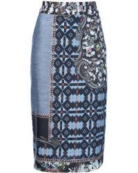 Emma Cook - Pencil Skirt - Lyst
